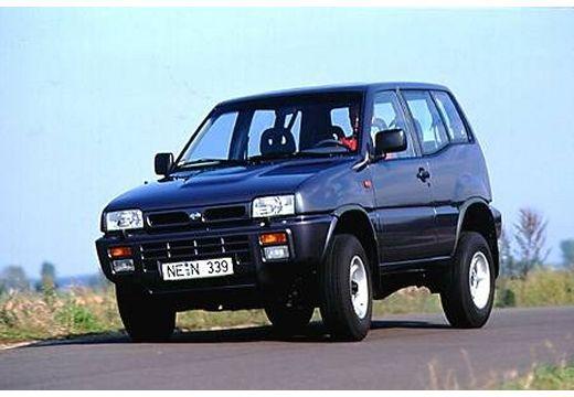 NISSAN Terrano II 2.7 TD Wagon Hardtop I 100KM (diesel)