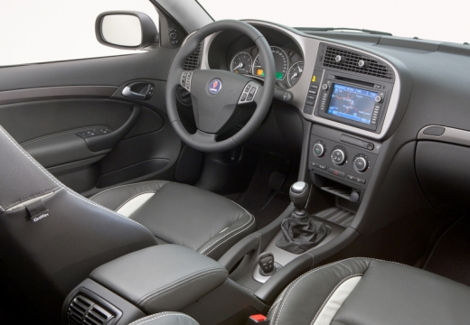 SAAB 9-3X 2.0T XWD Kombi Sport Griffin 220KM (benzyna)