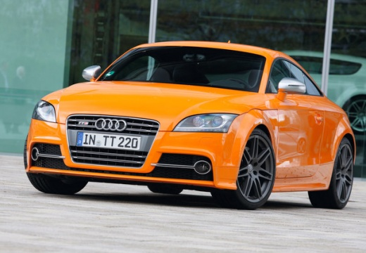 AUDI TT RS plus S tronic Coupe II 2.5 360KM (benzyna)