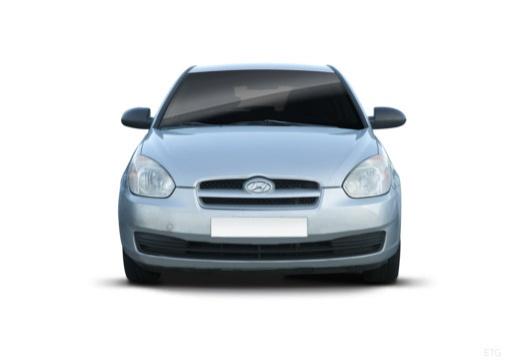 HYUNDAI Accent IV hatchback przedni