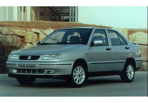 SEAT Toledo 1.9 TDI Magnus Hatchback I 90KM (diesel)
