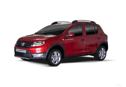 dacia sandero stepway 0 9 tce laureate ss easy r hatchback ii 90km 2016. Black Bedroom Furniture Sets. Home Design Ideas