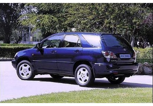 LEXUS RX 300 Sport Kombi I 3.0 201KM (benzyna)