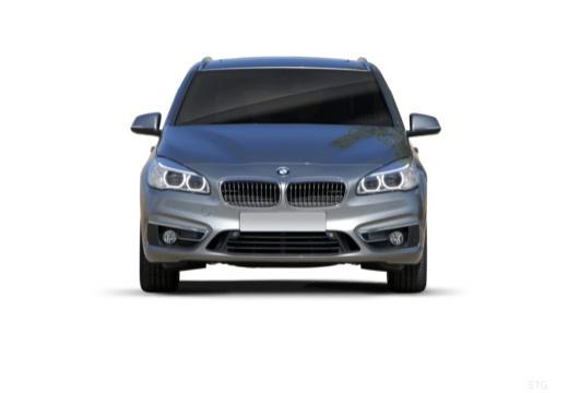 BMW Seria 2 Active Tourer F45 I kombi przedni