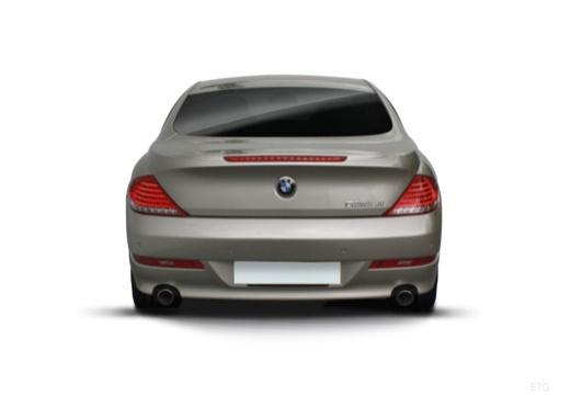 BMW Seria 6 E63 II coupe tylny