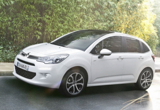 CITROEN C3 1.4 HDi Attraction Hatchback II 68KM (diesel)