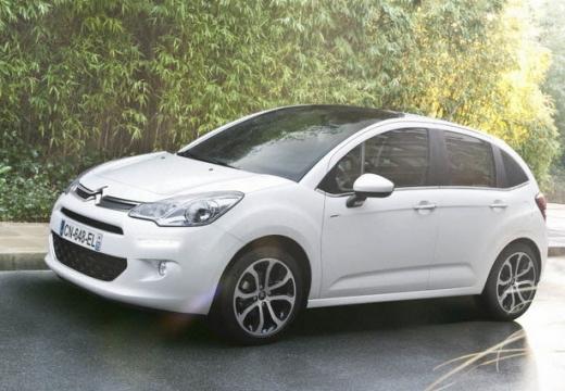 CITROEN C3 1.0 VTi Seduction Hatchback II 68KM (benzyna)