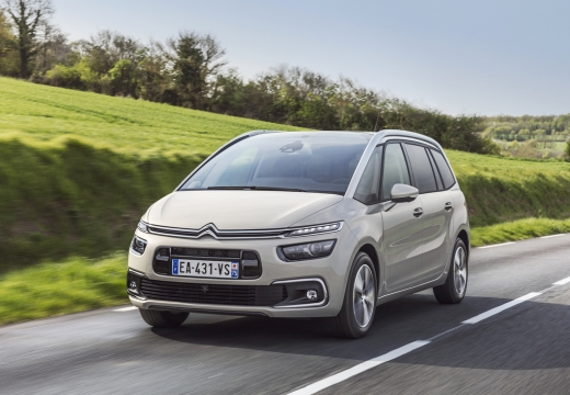 CITROEN C4 Gr. Picasso 1.6 THP MoreLife SS EAT6 Kombi Grand IV 165KM (benzyna)