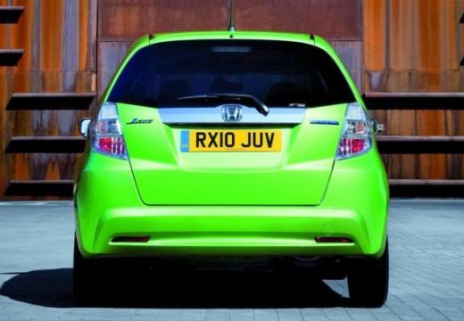 HONDA Jazz hatchback zielony tylny