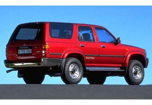 Toyota 4Runner kombi tylny prawy
