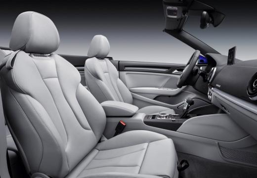 AUDI A3 Cabriolet 8V kabriolet