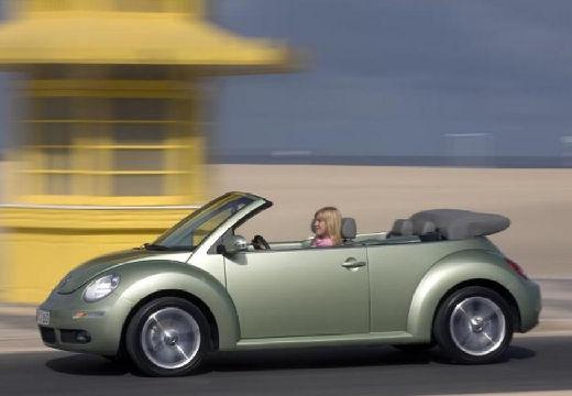 VOLKSWAGEN New Beetle Cabriolet II kabriolet zielony jasny przedni lewy