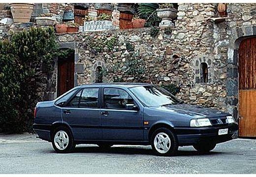 FIAT Tempra I sedan niebieski jasny przedni prawy