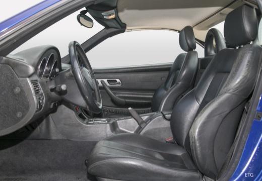 MERCEDES-BENZ Klasa SLK SLK R 170 kabriolet wnętrze