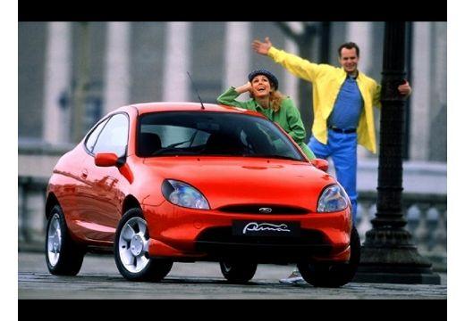 FORD Puma coupe czerwony jasny przedni prawy