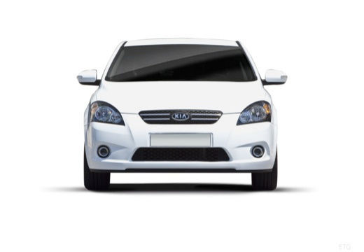KIA Ceed Proceed III hatchback przedni
