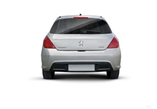 PEUGEOT 308 I hatchback tylny