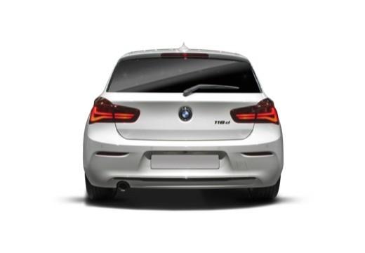 BMW Seria 1 hatchback tylny