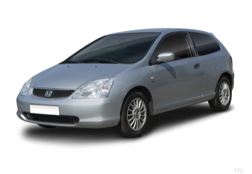 HONDA Civic IV hatchback przedni lewy