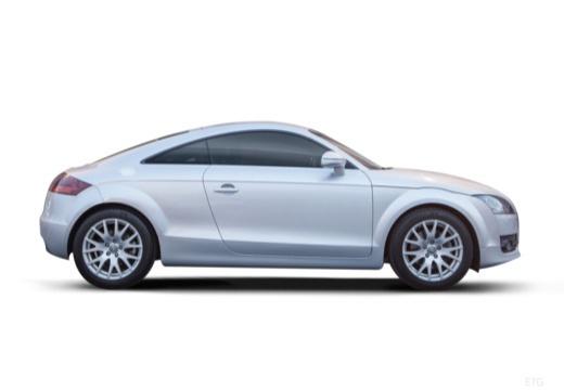 AUDI TT I coupe boczny prawy