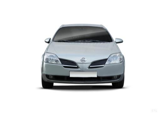 NISSAN Primera IV hatchback przedni