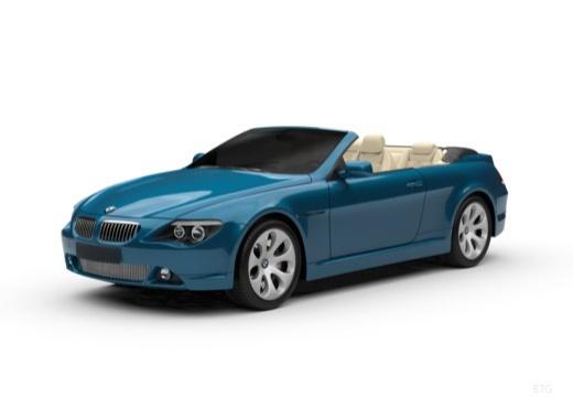 BMW Seria 6 Cabriolet E64 I kabriolet przedni lewy