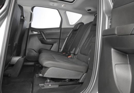 OPEL Meriva IV hatchback wnętrze