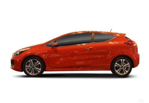 KIA Ceed Proceed V hatchback boczny lewy
