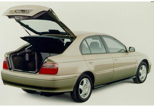 HONDA Accord hatchback złoty tylny prawy