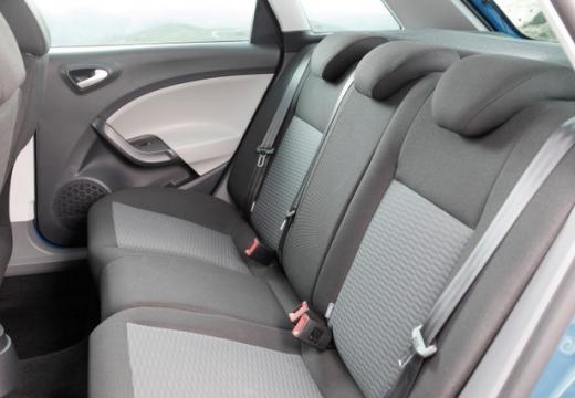 SEAT Ibiza ST I kombi wnętrze
