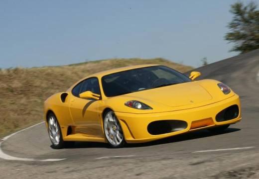 FERRARI 430 coupe żółty przedni prawy