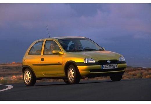 OPEL Corsa B hatchback przedni prawy