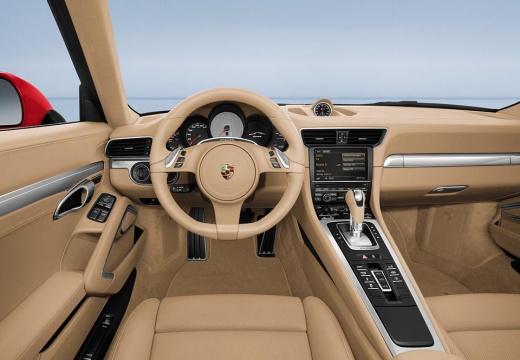 PORSCHE 911 991 I coupe czerwony jasny tablica rozdzielcza