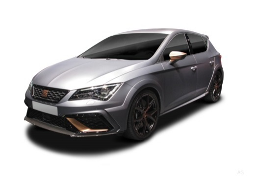 SEAT Leon 2.0 TSI Cupra Performance Orange Start/Stop DSG Hatchback V 300KM (benzyna)
