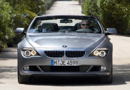 BMW 635d Kabriolet Cabriolet E64 II 3.0 286KM (diesel)