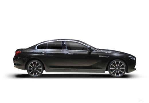 BMW Seria 6 sedan boczny prawy