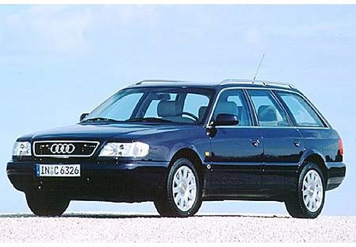 audi a6 avant 2 5 tdi quattro kombi s6 c4 140km 1995. Black Bedroom Furniture Sets. Home Design Ideas