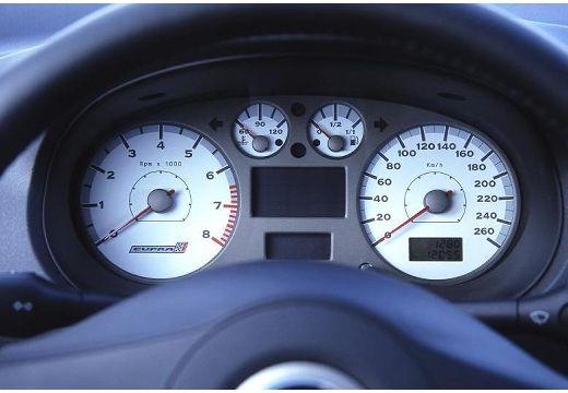 SEAT Cordoba coupe tablica rozdzielcza
