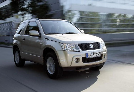 suzuki grand vitara 1 9 ddis kombi ii 129km 2007. Black Bedroom Furniture Sets. Home Design Ideas