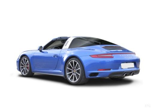 PORSCHE 911 991 II coupe tylny lewy