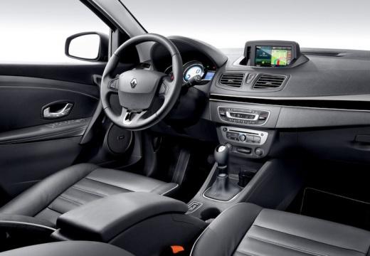 RENAULT Fluence II sedan wnętrze