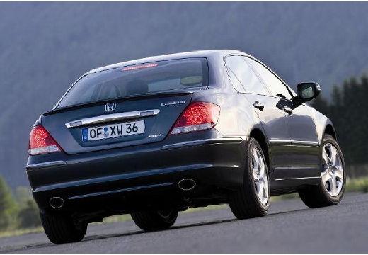 HONDA Legend IV sedan silver grey tylny prawy
