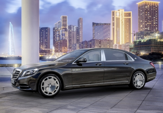 MERCEDES-BENZ Maybach S 500 4-Matic Sedan X 222 4.7 456KM (benzyna)