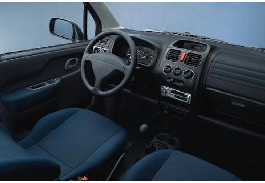 SUZUKI Wagon R+ II hatchback tablica rozdzielcza