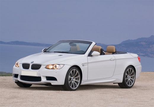 BMW Seria 3 Cabriolet E93 II kabriolet biały