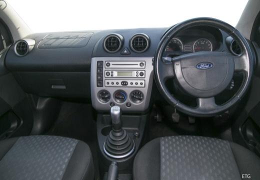 FORD Fiesta V hatchback tablica rozdzielcza