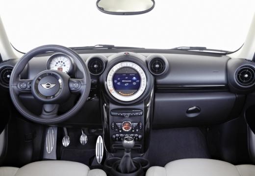 MINI [BMW] Paceman hatchback tablica rozdzielcza
