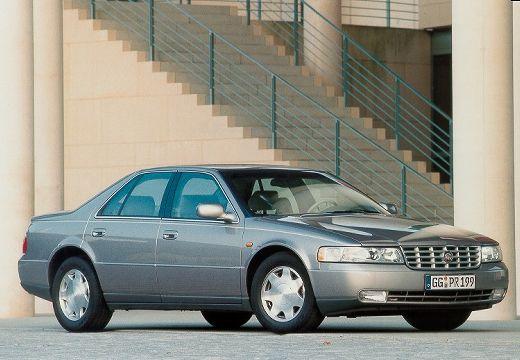 CADILLAC Seville sedan silver grey przedni prawy