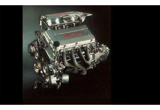 ALFA ROMEO 155 sedan silnik