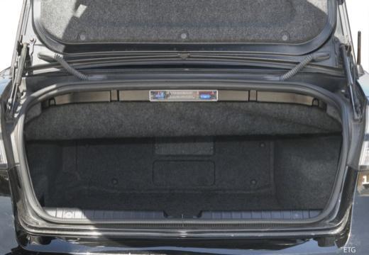 SAAB 9-3 Cabriolet III kabriolet czarny przestrzeń załadunkowa
